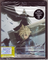 FINAL FANTASY �Z ADVENT CHILDREN COMPLETE